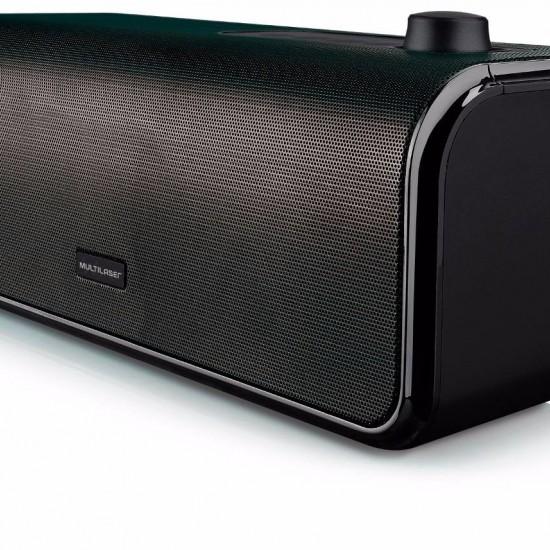 Caixa de Som 50W Bluetooth Multilaser SP190