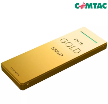 Bateria Portátil USB 9000 Mah Celular Tablet - Gold Bank