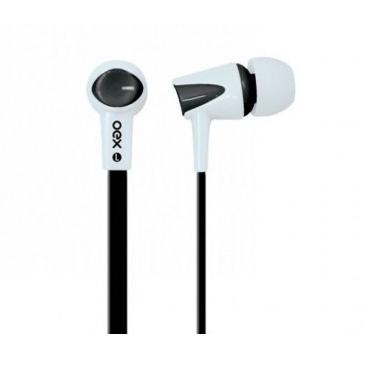 Fone de ouvido OEX COLORHIT com microfone, FN-203