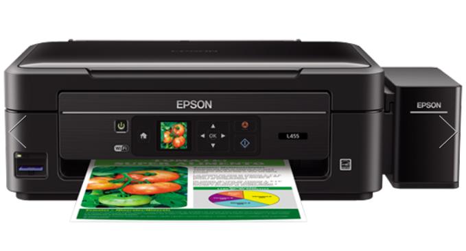 Impressora Epson EcoTank L455