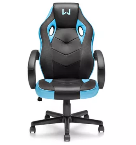 Cadeira Gamer Azul Warrior